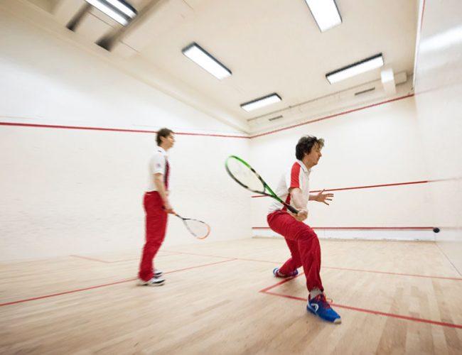 Cabrio Sport Squash Match